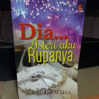 Malay Novel - Dia Isteri Aku Rupanya