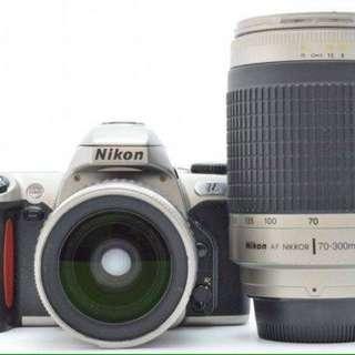 🚚 底片 nikon u 28 80mm 70 300mm g film 單眼相機