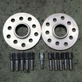H&R Wheel Spacer (12mm) with long bolts