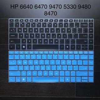Ready Stock: HP Keyboard Protector 6470 envy 13
