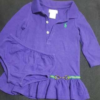 Original Baby Ralph Lauren Terno Dress