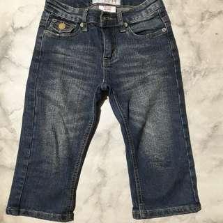 Preloved Kid Cropped Pants