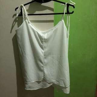 White String top