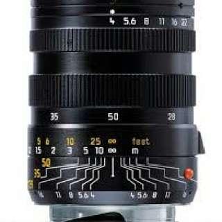 leica 28-35-50mm f4 tri-elmar-m asph