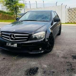 Benz C200 Rental