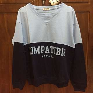 NETT: sweater/kaos Nevada size XL