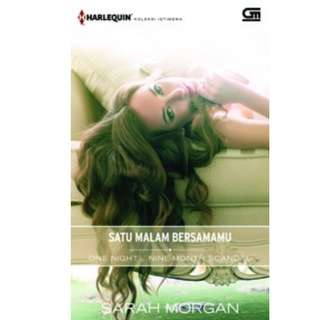 Ebook Satu Malam Bersamamu (One Night... Nine- Month Scandal) - Sarah Morgan