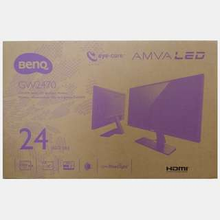 "BenQ 23.8"" Full HD 1080p LED Monitor GW2470HL (Sealed with Local Warranty)"