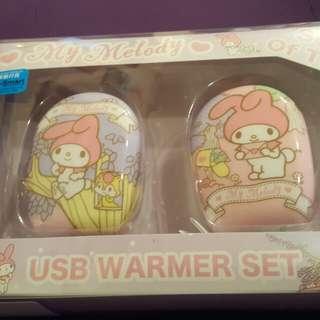 暖蛋(全新)USB , 電芯兩用