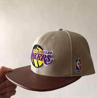 洛杉磯湖人隊 棒球帽