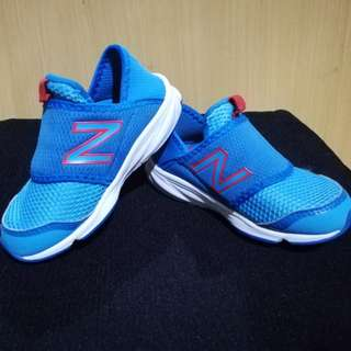 PRELOVED: Blue New Balance Sneakers
