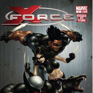 X-Force v3 #1, 3-24, 26-27, Annual 1