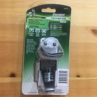 Brand new energizer charger mini