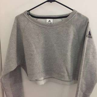 Adidas Yoga Crop Sweater