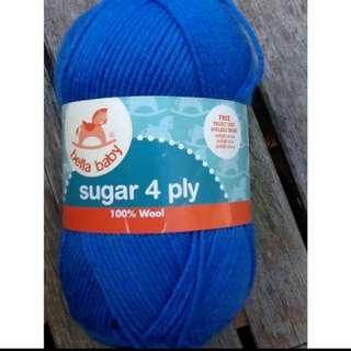 Bella Baby Sugar Yarn