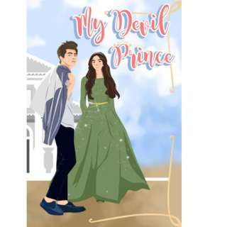 Ebook My Devil Prince - Nindy Belarosa