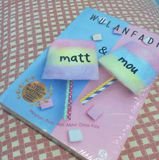 Novel matt&mou