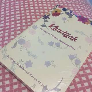 Novel khadijah