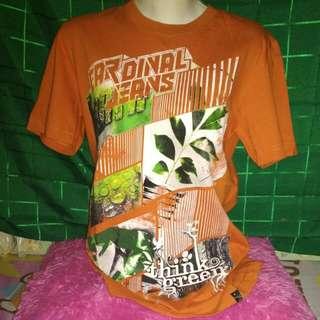 Kaos orange #cintadiskon