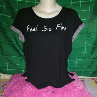 Kaos feel so fine #cintadiskon