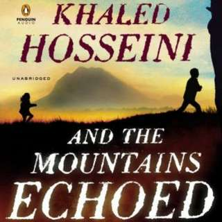 AUDIOBOOK - And the Mountains Echoed by Khaled Hosseini