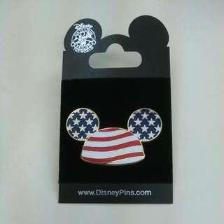 廸士尼襟章 ~ 米奇帽 ~ 美國版