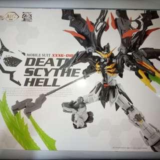Dm Deathscythe hell