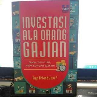 Investasi Ala Orang Gajian
