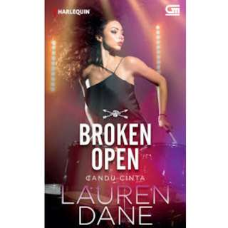 Ebook Candu Cinta (Broken Open) - Lauren Dane