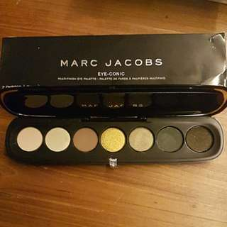 Marc Jacobs Eye-Conic 7 colours palette