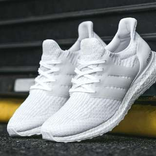 PRICE DROP Ultra Boost 3.0 TRIPLE WHITE