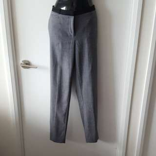 H&M Grey Dress Pants