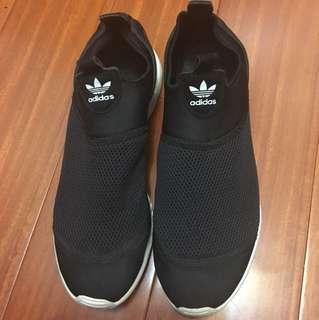 正品 Adidas original 愛迪達 懶人鞋 休閒鞋