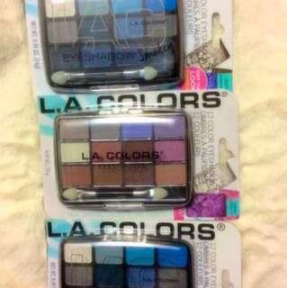 LA Colors 12 eyeshadow Palette