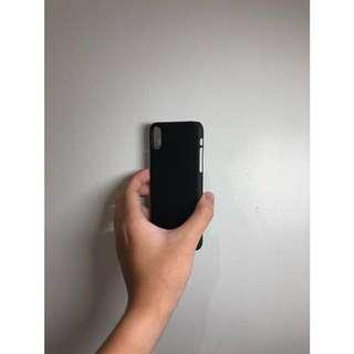 Minimalistic iPhone X Case