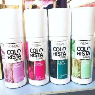 L'Oréal Paris Colorista Spray