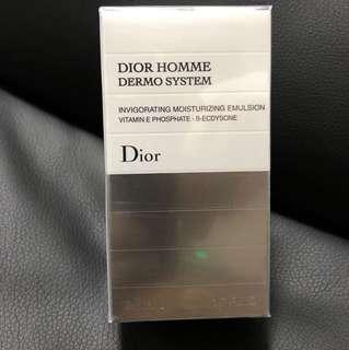 Dior homme dermo system moisturizing eumulsion