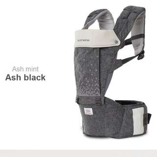 Sorbebe Luna Baby Carrier (With Hip Seat)