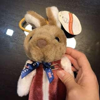 Australia Bunny pencil case