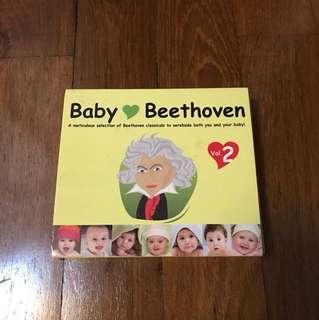Baby Beethoven Volume 2