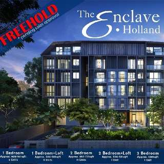 RARE FREEHOLD CONDO @HOLLAND!