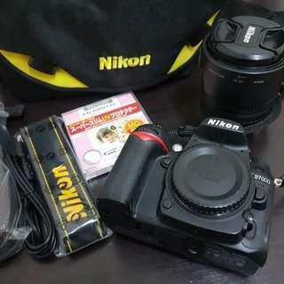 Nikon D7000 18-105mm