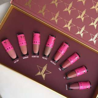PO Jeffree Star Cosmetics Mini Nudes Bundle