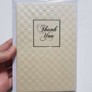 """Thank You"" Cards (10pcs)"
