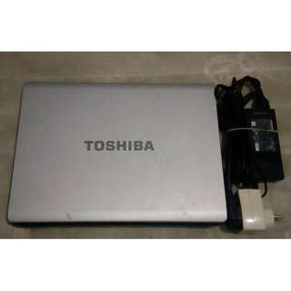 TOSHIBA Satellite L300 2nd Murah