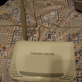 清屋Mercusys router 150mbps100%正常cd driver火牛