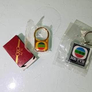 TVB $100元2件,老香港懷舊物品古董珍藏