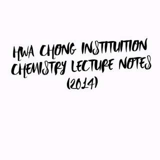 JC Lecture Notes