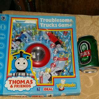 100%new, Thomas 玩具棋, trade in Tuen.Mun, 20$by mail