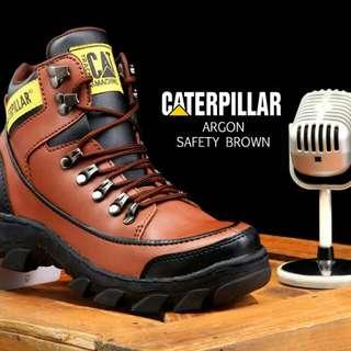 Caterpillar Argon Safety